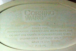 Corning Ware French White F-15-PC Plastic Lid - $4.15
