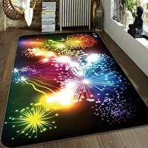 3D Fireworks 306 Non Slip Rug Mat Room Mat Quality Elegant Photo Carpet UK Cobb - $106.68+