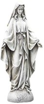 Blessed Virgin Mary Our Lady of Grace Outdoor Garden Statue  - €40,25 EUR