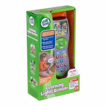 ORIGINAL NEW LeapFrog Scout's Learning Lights Remote Discover Shapes Numbers - $27.82