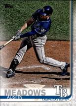 Austin Meadows 2019 Topps Series 2 SP Photo Variation Card #564 - $5.00