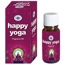 Happy Yoga Fragrance Oil by Green Tree (10 ML per Bottle) - $5.99