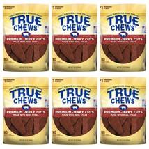 JERKY DOG TREATS TRUE CHEWS TYSON FOODS PREMIUM STEAK CUTS 6 BAGS 20 oz ... - $294.00