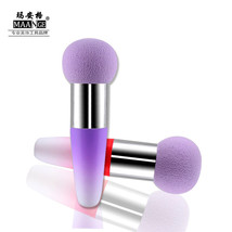 Purple New 1Pcs Makeup Foundation Sponge Blender Blending Cosmetic Puff A - $5.00