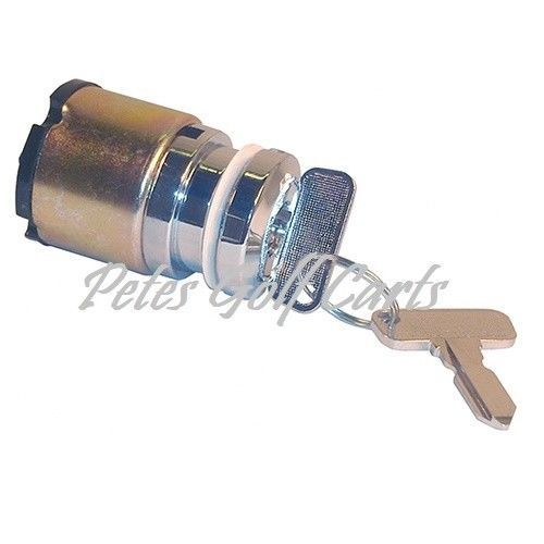 Primary image for Golf Cart Key Switch 2 Terminal Club Car Electric Models 1981-1995 1012531