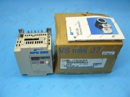 Magnetek CIMR-J7AU40P4 GPD305 40P40 AC Inverter Drive 460 VAC 0.75 HP 1.... - $234.99
