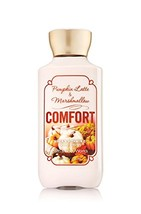 "Bath and Body Works ""comfort"" Pumpkin Latte and marshmallow Lotion 8oz - $39.99"