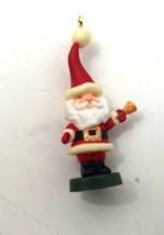 Hallmark Miniature Keepsake Ornament Kringle Bells 1998 With Box - $6.49