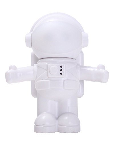 Creative Design Energy Saving Astronaut Spaceman USB LED Adjustable Night Light