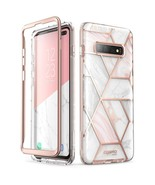 Galaxy S10 Plus Cosmo Slim Designer Case (Marble) - $13.99