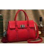 Famous Brand Women Shoulder Bags Excellent Women Leather Handbags Lady T... - $270.00