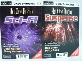 Topics Entertainment Act One Audio Suspense and Sci Fi Audio CDs - $14.15