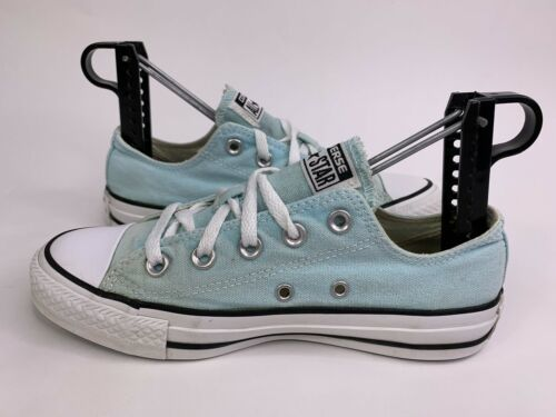 Converse All Star Low Top Chuck Taylors Women's Mint Green Shoes Size 6 image 6