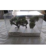 "Grand Central Gems HO Scale 3- Large Hardwoods Trees T -30  3"" 4"" Tall - $14.80"
