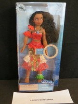 """Disney Store Authentic 11"""" singing How Far I'll Go Moana action figure d... - $51.18"""