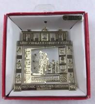 Nations Treasures Multnomah County Fair Oregon Brass Metal Ornament Souvenir - $15.00