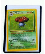 Vileplume 15/64 Holo Foil Base Set Jungle Pokemon - $39.99