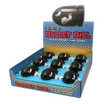 Nintendo Super Mario Bullet Bill Mints In Replica Figural Metal Tins Box... - $39.62