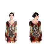 Dimebag Darrell Tribute  RIP METAL GUITARIST long sleeve bodycon dress - $24.80+