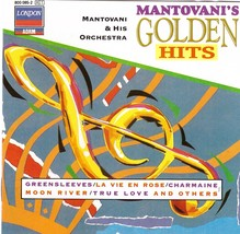 Mantovani and His Orchestra CD Golden Hits - $1.99