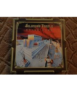 Solomon's Temple Christian Board Two Players Cactus Game Design - $12.86