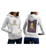 KOBE BRYANT Rest In Peace White Hoodie Classic For Women - $35.99+