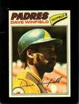 1977 Topps #390 Dave Winfield Ex Padres Hof Centered *X4878 - $4.95