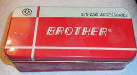 Brother Feet, Plates, Bobbins, Darning Spring + In Metal Brother Assesso... - $20.00