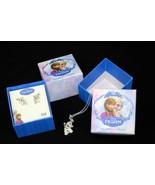Disney FROZEN Olaf Snowman Fine Jewelry Collection Kohl's $110 Earrings/... - $19.95