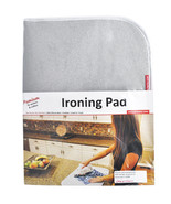 Quiltmate Classic Silver Large Silicone Ironing Mat 22 inches x 29 inches - $58.45