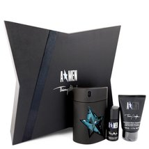 Thierry Mugler Angel 3.4 Oz EDT Spray + Shampoo 1.7 Oz + Deodorant 3 Pcs Set image 5