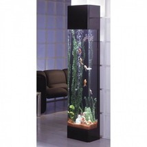 30 Gallon Aquarium Rectangle Tower w Filter Lights Plants Pump + FREE SH... - $2,405.77