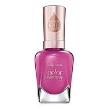 Sally Hansen Color Therapy Nail Polish, Berry Smooth, 0.5 Fluid Ounce - $7.07