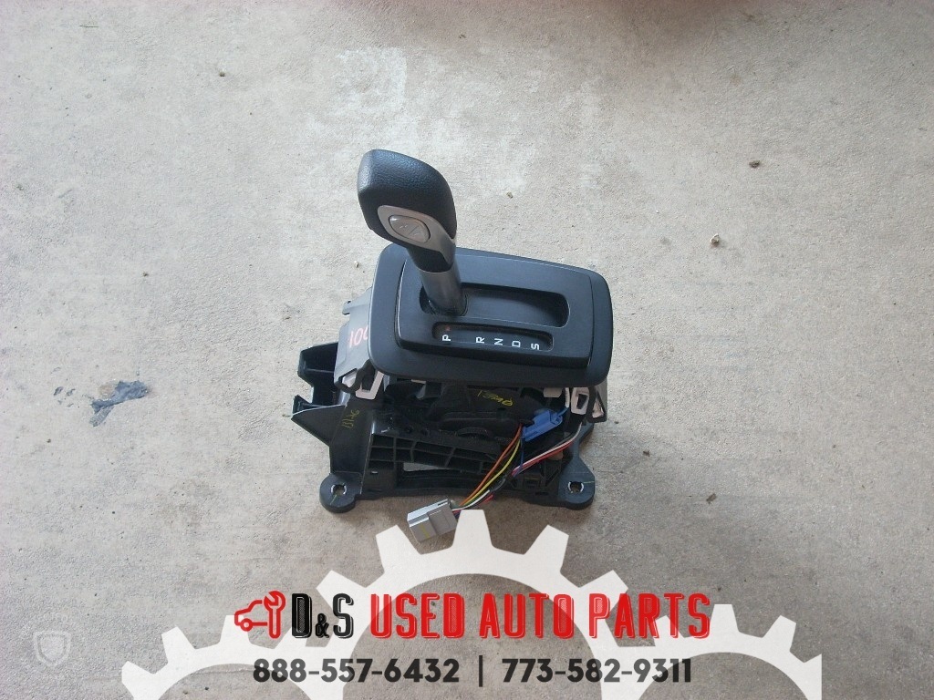 2014 FORD FIESTA AUTOMATIC FLOOR GEAR SHIFTER SHIFT ASSEMBLY OEM