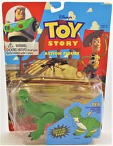 Disney Pixar TOY STORY Rex Action Figure with Glow in the Dark Parts - $12.19