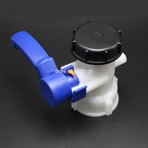 CZE IBC tank container 1000 liters 62mm DN40 Butterfly Valve - $19.95