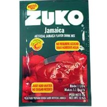 Zuko Jamaica Drink Mix (96x0.9OZ ) - $81.37
