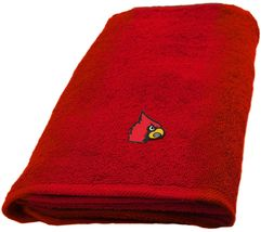 Louisville Cardinals Hand Towel Dimensions are 15 x 26 inches - $16.95