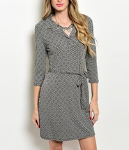 Black and Gray Tunic Dress - €26,40 EUR