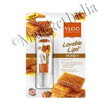 VLCC Natural Sciences Daily Protect Lip Balm SPF 15 - Honey (4g) - $6.70