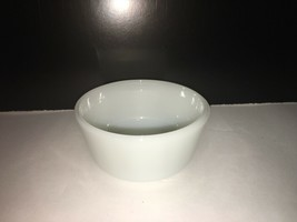 Vintage FIRE KING 6 OZ. CUSTARD CUP MILK GLASS #434 - $5.00