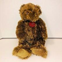 """Build A Bear Centennial Teddy Bear Plush 18""""  Limited Edition 2001 Tan  - $18.80"""