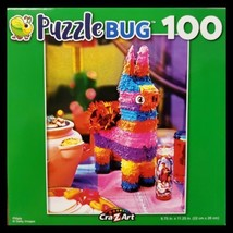 100 Piece Jigsaw Puzzle by Puzzlebug 9 in x 11 in -  Pinata  - $4.99