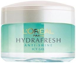 L'Oreal Paris Dermo Expertise Hydrafresh Anti Shine Icy Gel, Light Skin 50g - $20.86