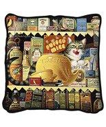 Ethel the Gourmet Throw Pillow - artist Charles Wysocki - $39.95