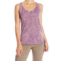 Medium 8-10 White Sierra Women's Shiva Tank Top Sleeveless Tee Shirt Grape NEW