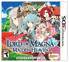 Lord of Magna: Maiden Heaven - Nintendo 3DS [video game] - $37.24