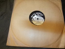 White Church Record # 1084 AA-191720B Vintage Collectible image 6