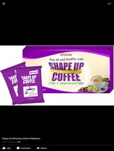 7days shape up slimming coffee - $14.85
