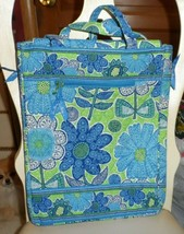 Vera Bradley laptop Travel Tote In Daisy Doodle - $29.00
